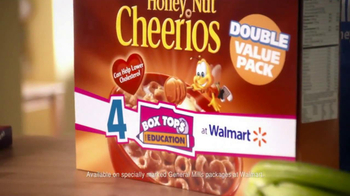 Walmart TV Spot For Box Tops For Education