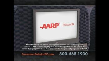 Consumer Cellular TV Spot, 'Special Discounts' - Thumbnail 5