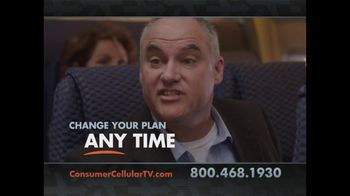 Consumer Cellular TV Spot, \'Special Discounts\'