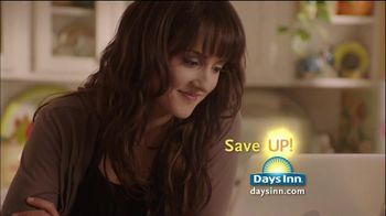 Days Inn TV Spot Featuring Jess Penner