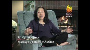 COIT TV Spot Featuring Vicki Wynne - Thumbnail 1