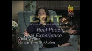 COIT TV Spot Featuring Vicki Wynne - Thumbnail 2