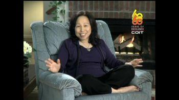 COIT TV Spot Featuring Vicki Wynne