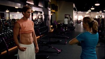 Planet Fitness TV Spot, 'My Abs'