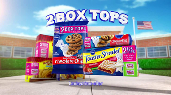 Box Tops For Education TV Spot For Old El Paso, Pillsbury and Fiber One - Thumbnail 4