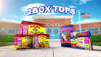 Box Tops For Education TV Spot For Old El Paso, Pillsbury and Fiber One - Thumbnail 5
