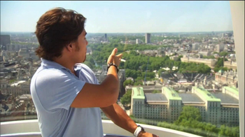 Subway TV Spot For Sightseeing With Apolo Ohno - Thumbnail 6