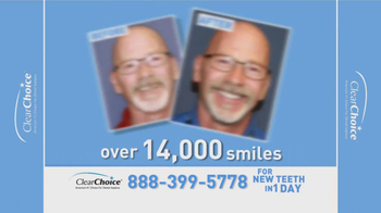 ClearChoice TV Spot, 'In a Good Mood' - Thumbnail 8