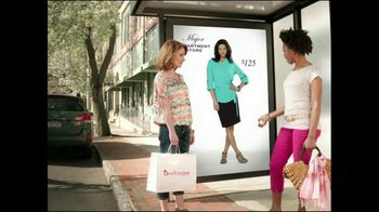 Burlington Coat Factory TV Spot, 'Bus Stop' - Thumbnail 1