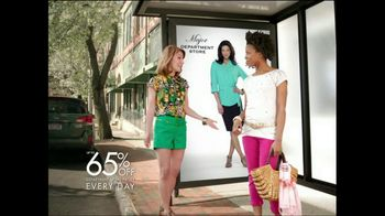 Burlington Coat Factory TV Spot, 'Bus Stop'