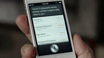 Apple iPhone 4S TV Spot Featuring John Malkovich - Thumbnail 5