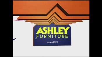 Ashley Furniture Homestore TV Spot for 15% or More During Memorial Day Sale - Thumbnail 2