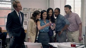 Olympus TV Spot, 'Office Party' - Thumbnail 2