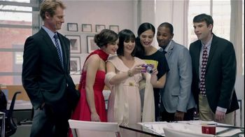 Olympus TV Spot, 'Office Party' - Thumbnail 3