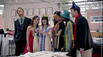 Olympus TV Spot, 'Office Party' - Thumbnail 4