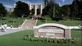 Farmers Insurance TV Spot, 'University of Farmers Hailstone' - Thumbnail 1