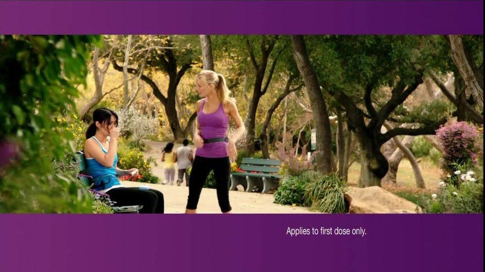 Allegra TV Commercial For Allegra Allergy Run In The Park