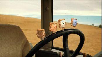 Frosted Mini-Wheats TV Spot, '99 Bushels of Wheat' - Thumbnail 2