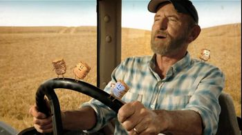 Frosted Mini-Wheats TV Spot, '99 Bushels of Wheat'