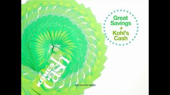 Kohl's TV Spot for Kohl's Cash  - Thumbnail 4