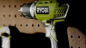 Ryobi One+ TV Spot, 'More Is More' - Thumbnail 1