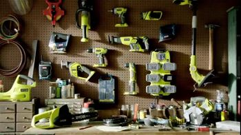 Ryobi One+ TV Spot, 'More Is More' - Thumbnail 2