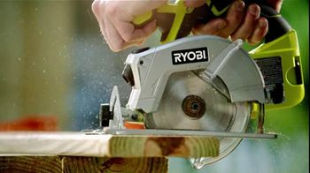 Ryobi One+ TV Spot, 'More Is More' - Thumbnail 3