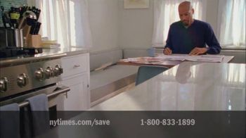 New York Times TV Spot for Subscribing to the New York Times - Thumbnail 1
