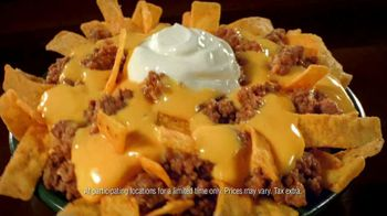 Taco Bell Beefy Nacho Burrito TV Spot, 'Baseball Game' - Thumbnail 8