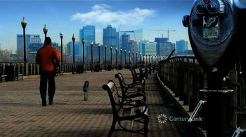 CenturyLink TV Spot For Slinky Through The City