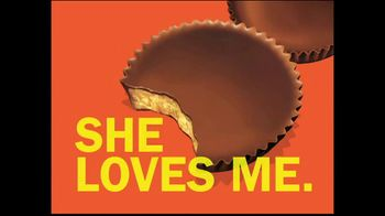 Reese's TV Spot for Reese's Peanut Butter Cups She Loves Me