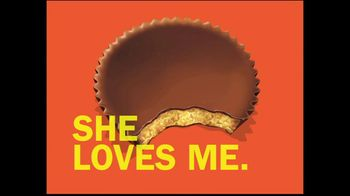 Reese's TV Spot for Reese's Peanut Butter Cups She Loves Me - Thumbnail 1