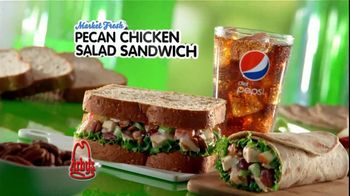 Arby's Pecan Chicken Salad Sandwich TV Spot