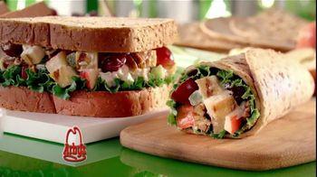 Arby's Pecan Chicken Salad Sandwich TV Spot - Thumbnail 5