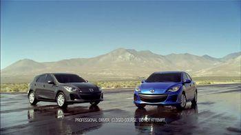 Mazda TV Spot for Mazda 3 with Skyactiv Technology