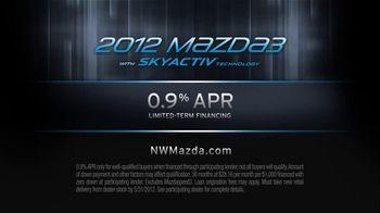 Mazda TV Spot for Mazda 3 with Skyactiv Technology - Thumbnail 6