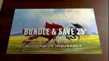 Nationwide Insurance TV Spot for Bundle and Save 25% - Thumbnail 4