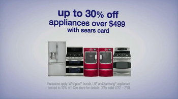 Sears TV Spot For Appliances - Thumbnail 10