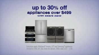Sears TV Spot For Appliances - Thumbnail 9