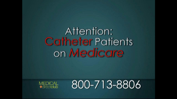 Medical Direct Club TV Spot, 'Pain-Free Catheters' - Thumbnail 1