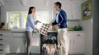 Cascade Complete Packs TV Spot, 'Muffin Pan'