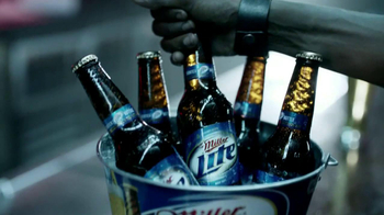 Miller Lite TV Spot, 'Miller Time With The Boys' - Thumbnail 1