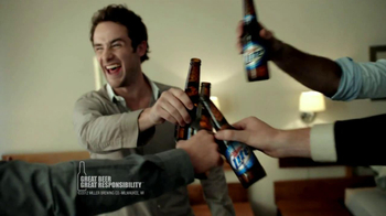 Miller Lite TV Spot, 'Miller Time With The Boys' - Thumbnail 9