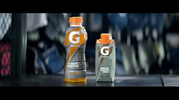 Gatorade TV Spot For G Series Featuring Cam Newton