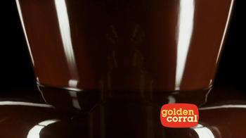 Golden Corral TV Spot, 'Chocolate Wonderfall' - Thumbnail 1
