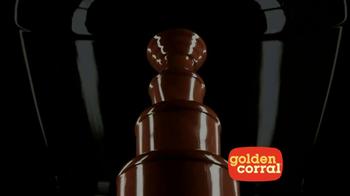 Golden Corral TV Spot, 'Chocolate Wonderfall' - Thumbnail 2