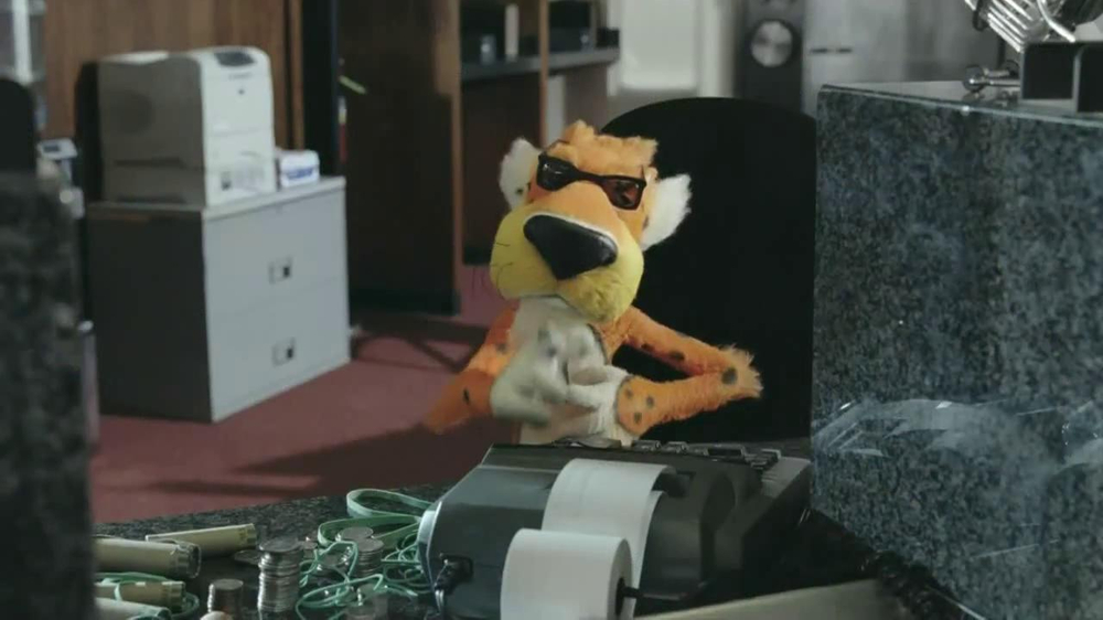 Frito Lay TV Commercial For Cheetos Heist