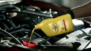 Jiffy Lube TV Spot For Determined Mechanic