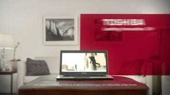 Toshiba Ultrabook TV Spot, 'The Bourne Legacy' - Thumbnail 9