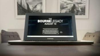 Toshiba Ultrabook TV Spot, 'The Bourne Legacy' - Thumbnail 3